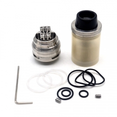 ULTON Typhoon GT4S 23mm RTA